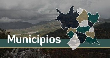 14 Municipios en un entorno natural inmejorable