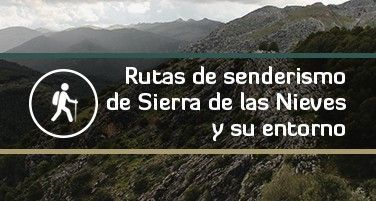 rutas de senderismo de sierra de las Nieves y su entorno