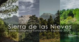 Sierra de las Nieves será sede del congreso Europarc - España 2020